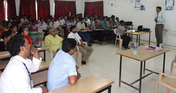 Guest Lecture by Dr.K.Rama Rao